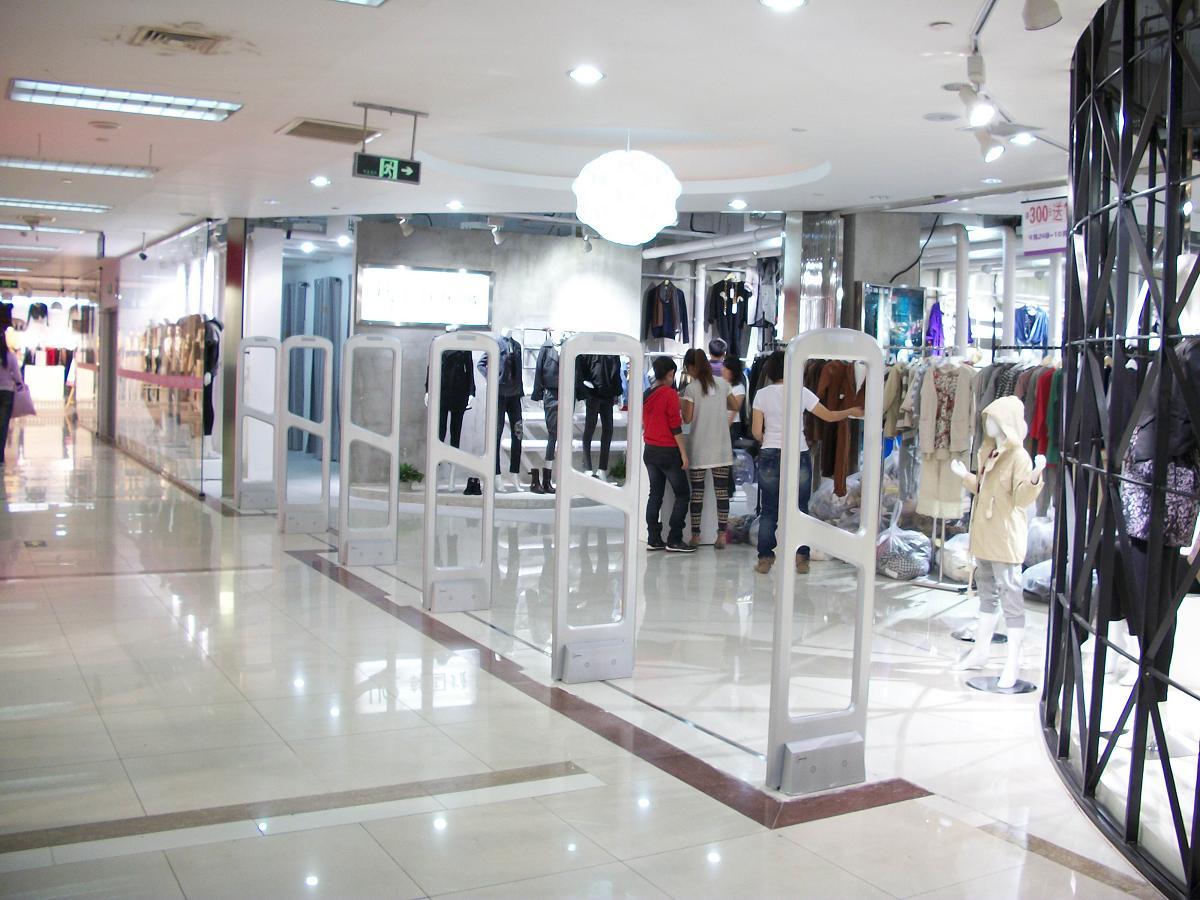 Hướng dẫn lắp đặt cổng từ an ninh cho các shop thời trang