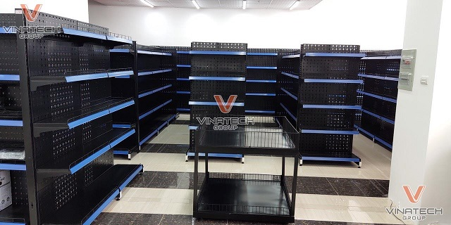 Hình ảnh Vinatech hoàn thiện dự án