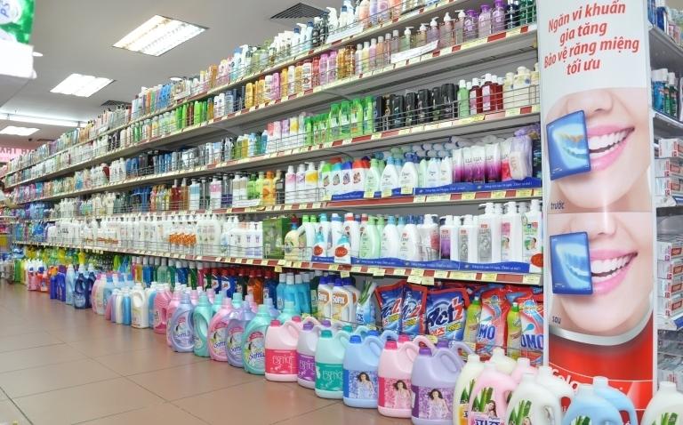 Kệ bán hàng siêu thị cần đảm bảo chất lượng tốt