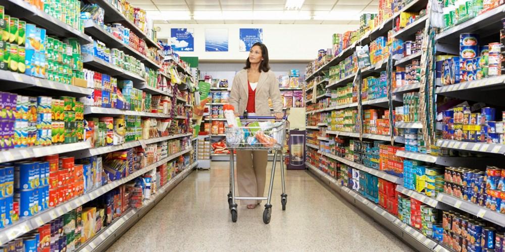 Sử dụng kệ bán hàng siêu thị giúp bán sản phẩm tốt hơn