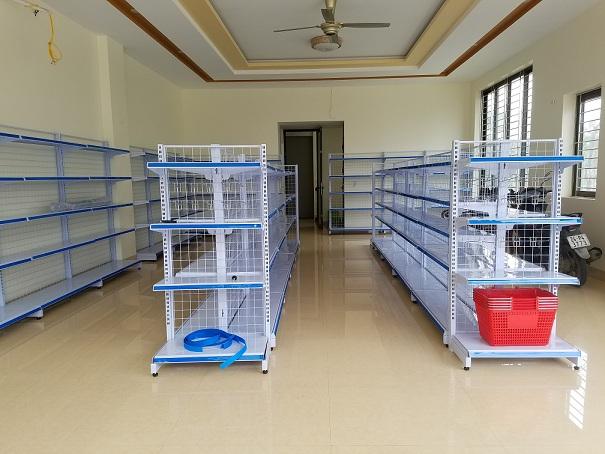 giá kệ siêu thị tại nam định