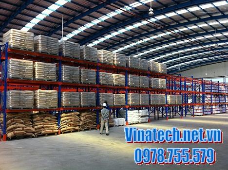 Kệ tải trọng nặng tại Quảng Ninh