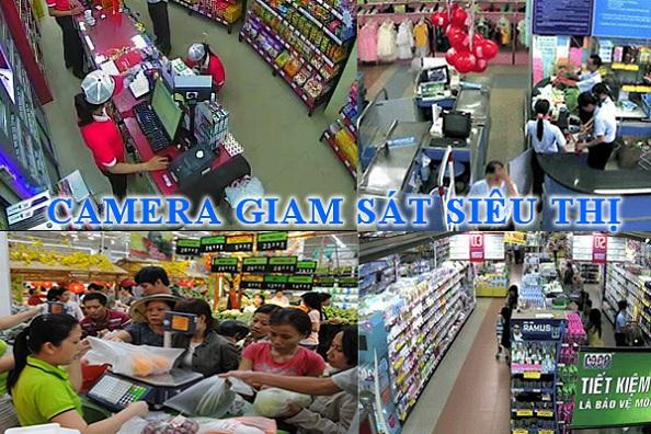 Giải pháp lắp đặt Camera cho cửa hàng tạp hoá, siêu thị mini