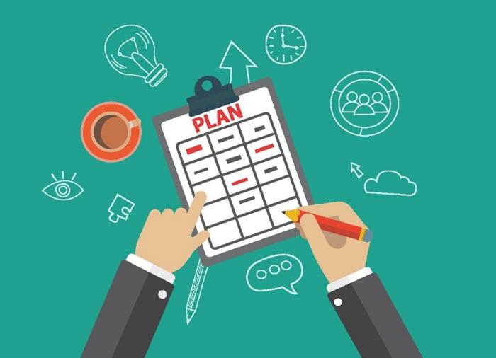 ▷ Mẫu lập kế hoạch kinh doanh trên Excel - VD mở một siêu thị