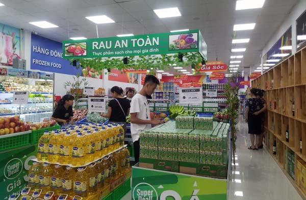 Kết quả hình ảnh cho mở siêu thị mini