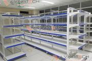 Vinatech lắp đặt giá kệ siêu thị tại Quận Hoàng Mai nhanh chóng trong một ngày
