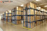 Kệ chứa hàng công nghiệp giải pháp khi nhà kho của bạn quá tải