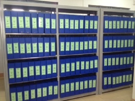 Cung cấp giá kệ chứa hồ sơ tài liệu
