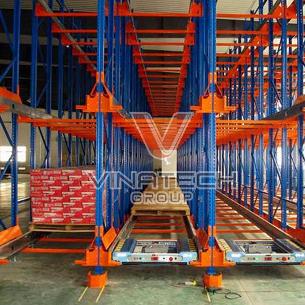 Báo giá kệ con lăn chứa hàng (Flow Carton Racks)