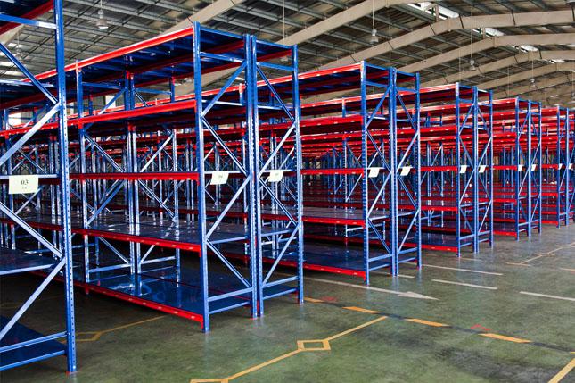 kệ kho chứa hàng lắp ráp tiện lợi cho các doanh nghiệp