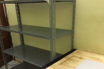 Kệ sắt v lỗ tại Bạc Liêu giá rẻ- chất lượng- bảo hành 12 tháng