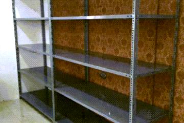 Vinatech cung cấp kệ sắt v lỗ Ninh Bình bảo hành 36 tháng