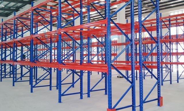 Giới thiệu chi tiết hệ thống kệ Selective lưu trữ kho hàng Vinatech cung cấp