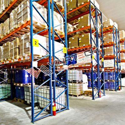 Tư vấn chọn kệ thép công nghiệp hiệu quả cho các kho hàng