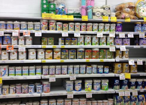 Kệ siêu thị chất lượng cao ngày càng chiếm lĩnh thị trường