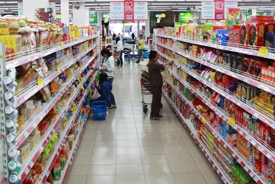 Mua giá kệ siêu thị chất lượng tốt ở đâu?