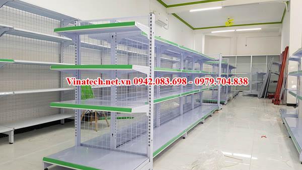 Giá kệ siêu thị tại Đắk Lắk