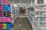 5 nguyên nhân khiến kệ siêu thị dễ bị hỏng hóc