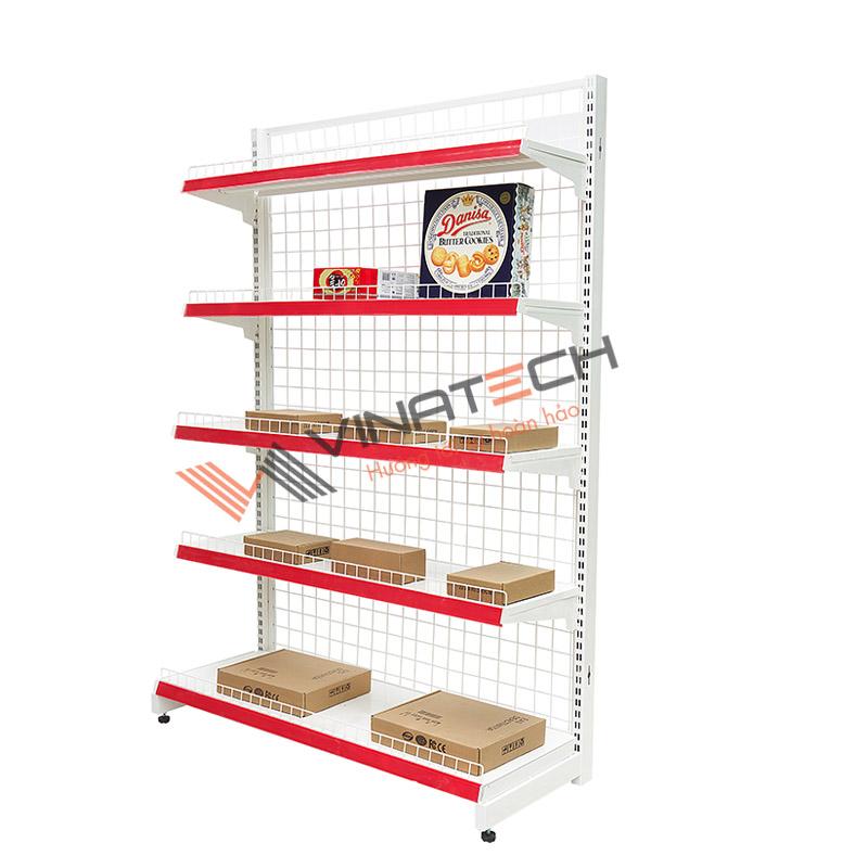 Kệ đơn siêu thị 120cm - 180cm