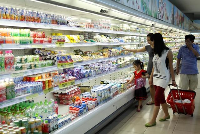 Lắp đặt giá kệ siêu thị tại Hà Giang