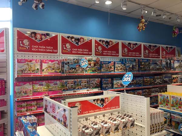 Giá kệ siêu thị bày hàng tại Hà Tĩnh uy tín chất lượng cao