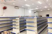 kệ siêu thị tại Huyện Củ Chi những kích thước phổ biến