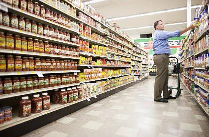 Vinatech cung cấp Kệ siêu thị tại Ninh Bình