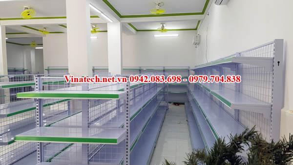 Kệ siêu thị tại Ninh Thuận báo giá lắp đặt mới nhất