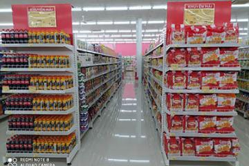 Báo giá chi tiết kệ siêu thị tại Phú Yên mới nhất 2021