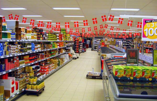 Kệ siêu thị tại Phú Yên