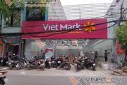 Vinatech lắp đặt giá kệ siêu thị tại Quận Hai Bà Trưng cho cửa hàng Viet Mark