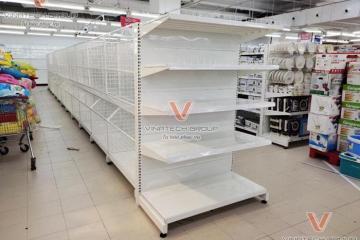 Kệ siêu thị giá rẻ tại Sơn La lắp đặt tận nơi