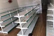 Kệ siêu thị tại Bình Phước chất lượng số 1 thị trường Vinatech