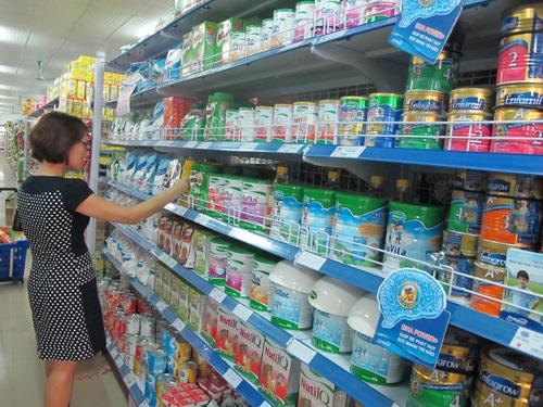 Kệ siêu thị tại Kon Tum