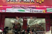 Vinatech lắp đặt giá kệ siêu thị cho siêu thị Viet Mark tại Quận Đống Đa