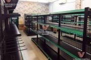 Vinatech cung cấp kệ siêu thị tại Thừa Thiên Huế chất lượng