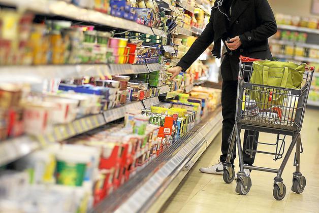 Giá kệ siêu thị tại Tiền Giang