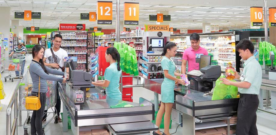 Kệ siêu thị tại Vĩnh Long Vinatech chất lượng giá rẻ hàng đầu