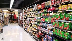 Phân phối Kệ siêu thị tại Thanh Hóa