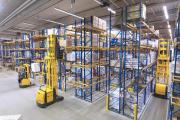 Chọn kệ kho chứa hàng tùy thuộc vào tải trọng kho hàng