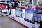 Thiết kế hệ thống kệ trưng bày sản phẩm The Frame mẫu cho Samsung Việt Nam