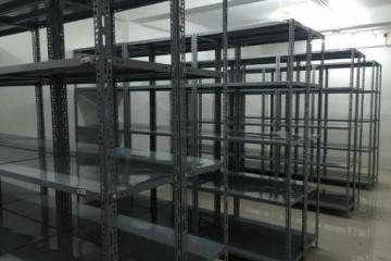 Kệ sắt v lỗ tại Bắc Ninh Vinatech chất lượng giá tốt BH 3 năm