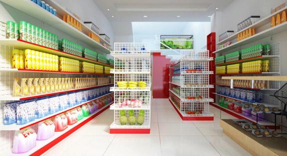 Kinh doanh siêu thị mini mô hình nhỏ, lợi ích lớn