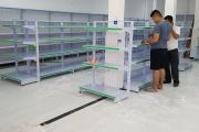 Tất tần tật các loại giá kệ siêu thị tại An Giang của Vinatech