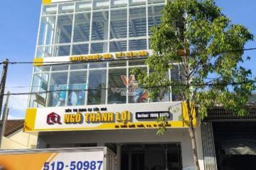 Dự án lắp đặt siêu thị cửa hàng sửa chữa nhà tại TP Trà Vinh