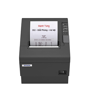 Hướng dẫn khắc phục lỗi máy in bill báo error đơn giản
