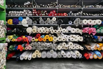 Những loại kệ chứa vải phổ biến hiện nay 2020
