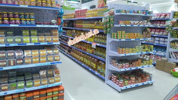 Những lý do nên chọn giá kệ siêu thị dày chất lượng cao