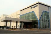 Triển khai lắp đặt kệ chứa hàng cho công ty điện tử Meiko Electronics