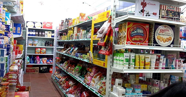 Tư vấn mở cửa hàng tạp hóa ở nông thôn